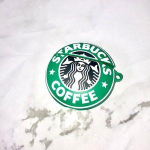 NEW Starbucks AirPods case cover